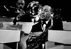 Johnny Hodges. One of the coolest cats to walk this unworthy earth
