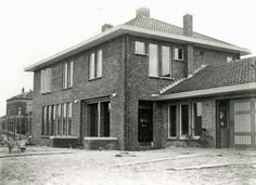 Stationsgebouw Krommenie