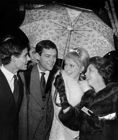 Avant première des Parapluies de Cherbourg.