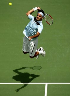 Roger Federer (Switzerland) - 2007 Australian Open Men's Singles Second Round