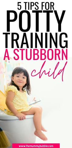 Stubborn child refusing to be potty trained? If you're struggling with potty training check out these top tips for potty training an older child and why you should not panic if your child is not potty trained by age three Potty Training Humor, Toddler Potty Training, Training Tips, Summer Activities For Kids, Toddler Activities, Toddler Learning, Parenting Toddlers, Parenting Hacks, Tips & Tricks