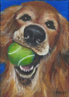 Original Pet Paintings