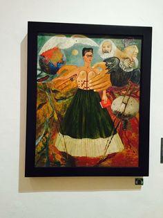 Frida Kaloh Mexico City
