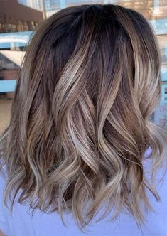 Find here the most amazing and different shades of balayage hair colors with best ever techniques to your looks extra hot and sexy. Face Shape Hairstyles, Straight Hairstyles, Cool Hairstyles, Pelo Color Plata, Wedding Hair Colors, Hair Color Techniques, Hair Color Balayage, Cool Hair Color, Hair Lengths