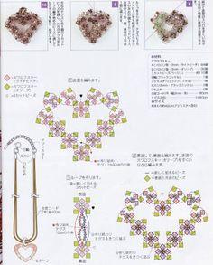Схемы | biser.info - всё о бисере и бисерном творчестве - Schemes | biser.info - All about pearls and pearl creation
