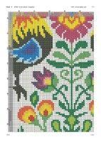 "Gallery.ru / kento - Альбом ""127"" Folk, Cross Stitch, Kids Rugs, Embroidery, Pillows, Gallery, How To Make, Home Decor, Punto De Cruz"