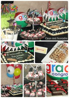 Clean & Scentsible: Preschool Graduation Party.  Everything you need to celebrate your little one's special day! // preschool and kindergarten graduation