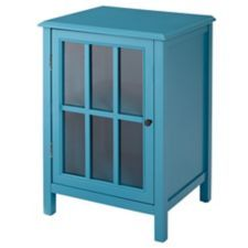 10 Spring Street Hinsdale 2-Door Cabinet Deep Teal Furniture  Walmart.com | For the new house! | Pinterest | Teal furniture Doors and Living rooms  sc 1 st  Pinterest : canadian tire storage cabinets - Cheerinfomania.Com