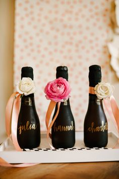 Pop, Fizz, Clink! Bridal Shower Inspiration