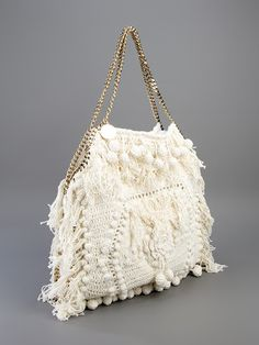 Brasil Tricô & Crochê - Orders made by hand - Encomendas feitas a mão.: bolsa