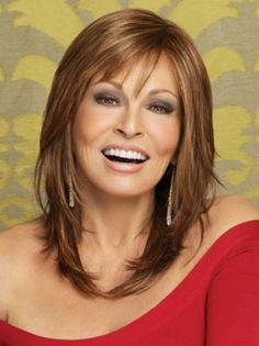 Star Quality Lace Front Wig by Raquel Welch  #best #newlook #gorgeoushair