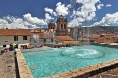 Gmail - PHOTO: Fountains and churches in central Cusco, Peru from Hole In The Donut Cultural Travel - mailto:rgverbrugg...