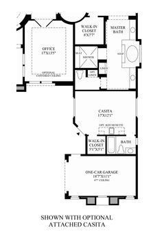 image result for casita plans casita plans pinterest tiny houses architecture and house - House Plans With Attached Casita