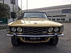 Rover Rover 3500 Automatica (P6), 1977