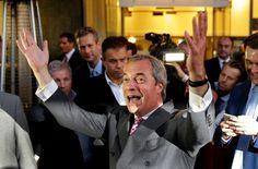 Ganan los partidarios del 'Brexit': Reino Unido, fuera de la UE - La Jornada  http://www.jornada.unam.mx/ultimas/2016/06/23/gran-bretana-sale-de-la-ue-dice-bbc