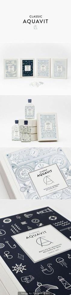 Total Packaging Classic Aquavit