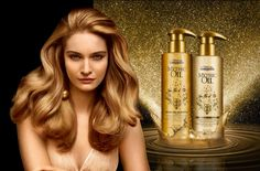 La linea Mythic Oil by L'Orèal Professionel si arricchisce di due nuovi arrivi: Mythic Oil Soufflè d'Or Sparkling Shampoo e Mythic Oil Soufflè d'Or Sparkling Conditioner, per capelli da normali a fini e una brillantezza preziosa in assoluta leggerezza. Scoprili subito! http://shop.sereni.net/loreal/mythicoil.html