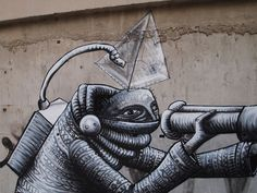 Phlegm, 'Calibrating The Seeing Device', Zagreb