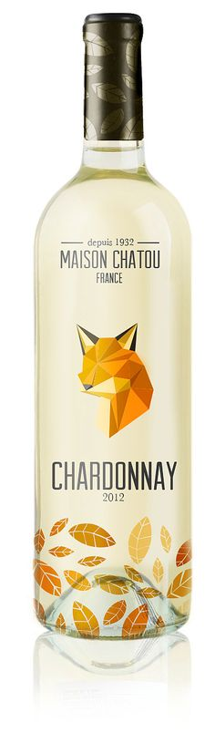 Creative Package Design Archive and Gallery: Maison Chatou (Student Project) wine / vinho / vino mxm Cool Packaging, Beverage Packaging, Bottle Packaging, Brand Packaging, Wine Bottle Design, Wine Label Design, Wine Bottle Labels, Wine Bottles, Wine Lovers