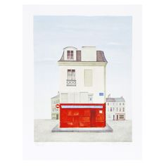 Artist:  Mary Faulconer, American (1912 - 2011) Title:  Restaurant au Vieux Paris Year:  circa 1980 Medium:  Lithograph, signed and numbered in pencil Edition:  250, AP 35 Image Size:  14.5 x 11 inches Size:  22.5 in. x 18 in. (57.15 cm x 45.72 cm)  RoGallery is an established auction house, art dealer and gallery located in the New York City area. In business for over 30 years, they are active fine art buyers & sellers and frequently hold online live art auctions. They occupy a 10,000 ...