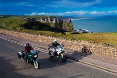 The Causeway Coastal Route Places Worth Visiting, Ireland Travel, Historical Sites, Countryside, Coastal, Motorcycle, Beautiful, Roads, Travel Tips
