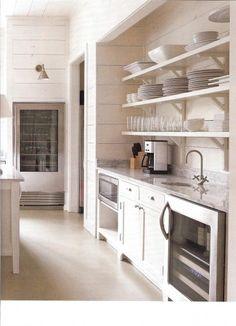 Elements of Style Blog | My Current Favorite Kitchen Look | http://www.elementsofstyleblog.com