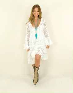 Jurk Odeva Ibiza Fashion, Kimono Top, Casual Outfits, Bohemian, Clothes, Style, Fashion Styles, Outfits, Swag