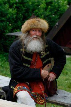 guthbrand:  Georg Olafr Reydarsson Hansen, Chieftain of Gudvangen Viking Valley