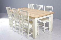 פינת אוכל כפרית - אפריל תעשיות רהיטים