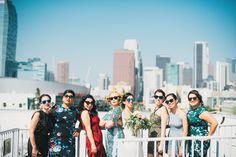 cool bridesmaids.