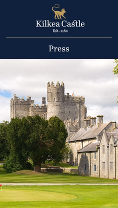Kilkea Castle in the Media: Have you ever considered staying in a castle in Ireland?