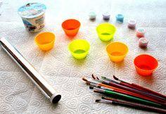 Kreatywne nauczanie: Naturalne farby