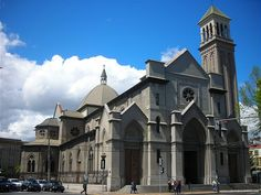Catedral de Valparaiso, Chile