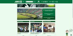 Avanti - Desenvolvimento de site, CMS e integração com feed de notícias