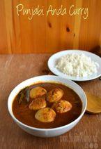 Punjabi Egg Masala Anda Curry Recipe