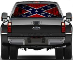 Hey, I found this really awesome Etsy listing at http://www.etsy.com/listing/129814349/confederate-rebel-flag-rear-window