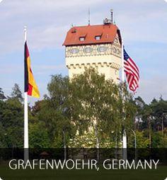 Grafenwoehr Germany - (Google)