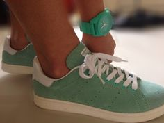 ❤️ the color (Adidas Santiago x Adidas Originals Stan Smith)