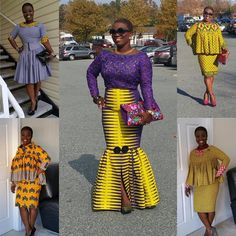 """90 Likes, 17 Comments - Louisa Hanna (@louyakdesigns) on Instagram: """"2016 Fashion Recap! Louyak Designs for all special events...let's begin the New Year in style.…"""""""