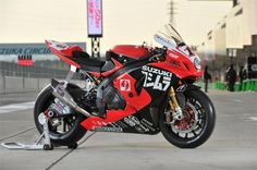 2012 Yoshimura GSXR1000 - Suzuka 8-Hour race specs
