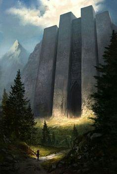 le château de la lune, Phinoline