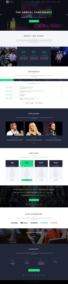 30 New Awesomely Design Templates of 6 April 2015 :  Mievent includes all the Latest Design Trends and Modern #Website features which makes it a good choice for anyone promoting a cutting edge, innovative, entertaining or technology-focused event. It is a Clean, Fully Responsive, Modern Joomla Theme that is perfectly designed for Events, #Conferences, Concerts, Workshops, Festivals and Exhibitions.