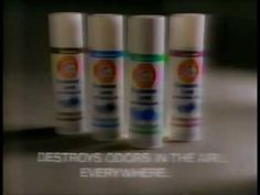 Arm & Hammer Deodorizer Commercial (1986)