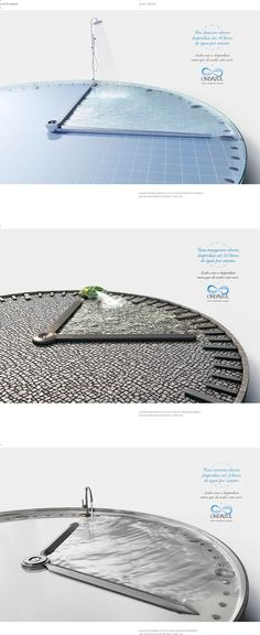 Ondazul - Relógio - Fernando Pereira - Art Director