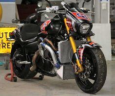 M109 Joe Bar, M109, Custom Street Bikes, Hot Bikes, Cool Motorcycles, Bobber, Yamaha, Beast, Honda