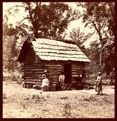 SLAVES, EX-SLAVES, and CHILDREN OF SLAVES IN THE AMERICAN SOUTH, 1860 -1900 (1), via Flickr.