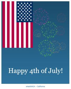 Time to get out the flag: Happy 4th of July