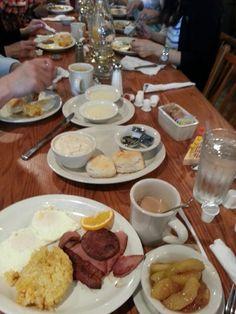 #crackerbarrel breakfast