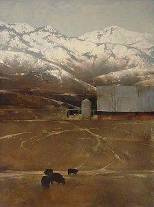 joseph alleman paintings | Joseph Alleman artist - watercolor paintings in Jackson Hole, Wyoming