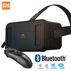 Find More 3D Glasses/ Virtual Reality Glasses Information about IN STOCK Original Xiaomi VR BOX Mi VR Play Immersive 3D VR Virtual Reality Glasses Headset for 4.7 5.7 Inches phone Controller ,High Quality headset band,China glasses swim Suppliers, Cheap glasses kitchen from Guangzhou Etoplink Co., Ltd on Aliexpress.com